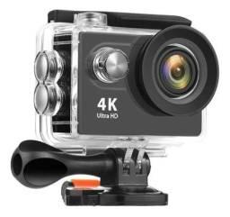 Camera Eken H9r 4k Wifi Visor Controle Prova D'agua - NOVA