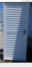 Porta Palheta Alumínio Branco