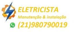 Serviços Electricista São Gonçalo/niteroi