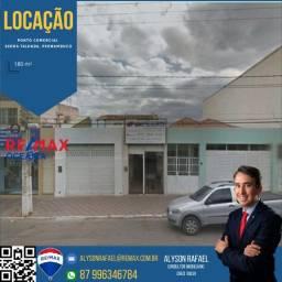 AR Alugo Ponto Comercial na Rua Enock Inácio - Serra Talhada PE