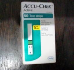 Fitas Accu Chek