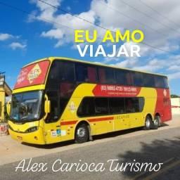 Ônibus DD BUSSCAR K360 SCANIA