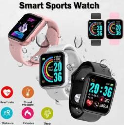 Smartwatch Relógio Esportivo Esportes Corrida