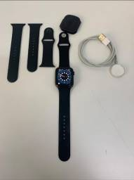 Título do anúncio: Apple Watch Series 4 (GPS + Cellular) - Caixa de alumínio cinza-espacial de 44 mm