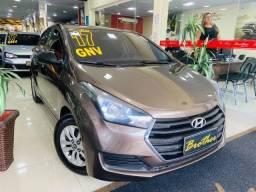 Título do anúncio: Hyundai Hb20 1.0 Comfort Plus 2017 com GNV