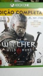 The witcher edição completa
