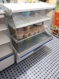 Balcão gelado GELOPAR