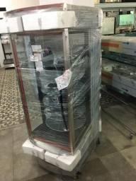 Galeteira/ forno multi-uso - 72 kgs - 7 grelhas- marca progás