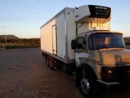 Merdes 1318 truck - 1986