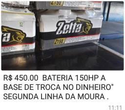 Bateria 150hp. zetta