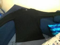 Blusão preto