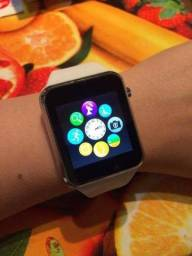Relógio Inteligente - Barato - Smartwatch Novo e Garantia