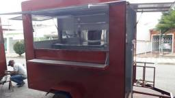 Trailers - Food - Truck lanche