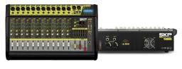 Mesa Mixer Amplificado SKP vz 120 500 watts Rms - Garantia Nf