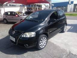 Volkswagen Fox 1.0 8V Flex 4P Manual 2009 Preto - 2009