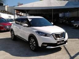 Nissan Kicks SL 1.6 automática câmbio cvt, 29.000km, único dono, faz 13km/l na cidade.! - 2017