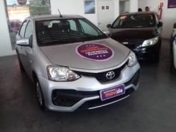 Etios X Sedan 1.5 Flex 16V 4p Aut./ Ipva 2019 grátis / Preço real / não tem pegadinha - 2018