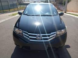 Honda City EX completo - 2014