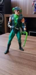 Arqueiro Verde Dc Direct Justice Alex Ross
