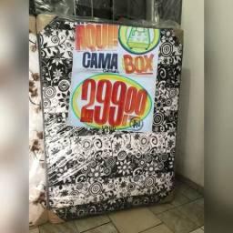 Casal box espuma as queridinhas de Manaus