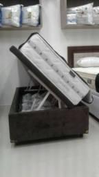 Cama Bau Solteiro, Compre Direto Da Fabrica Ligue 2764-9640/98389-1364