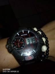 Relógio Mormaii Masculino - modelo MOPC21JAKA