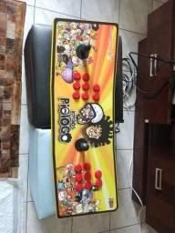 Vídeo game arcade retro