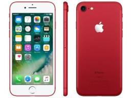 Iphone 7, 256gb Vermelho semi novo *