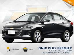 CHEVROLET ONIX 1.0 TURBO FLEX PLUS PREMIER AUTOMÁTICO - 2020