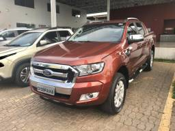 Ford ranger limited 3.2 - 2016