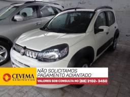 Fiat Uno Way 1.0 - 2015