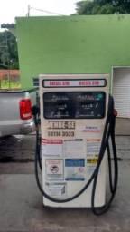 Bomba de combustível 1 digital e 2 analógica!!