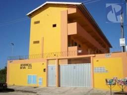 Apartamento residencial para locação, Engenheiro Luciano Cavalcante, Fortaleza - AP0486.