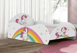 Cama solteiro unicornio zap *