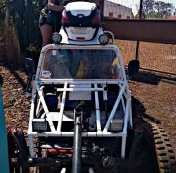 Gaiola de trilha Buggy off road