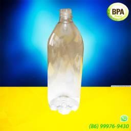 GARRAFA PET 1 litro- PROMOÇÃO