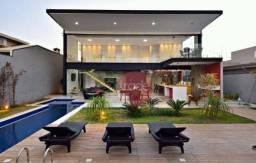 Casa residencial à venda, Condomínio Ana Carolina, Cravinhos.