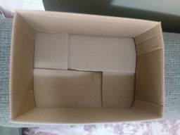 Kit C/ 25 Caixas De Papelão Pequena 16cm X 11cm X 6cm