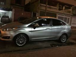 New fiesta 1.6 Sedan Titanium
