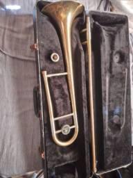 Troco trombone de vara estamford por trombone de pisto de qualquer marca