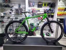 Bicicleta Aro 29 GTS Ride 21V / Freio a Disco / Cambios Shimano