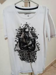 Camiseta Pantera Negra Marvel Avengers