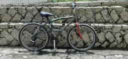 Bicicleta Caloi vendo ou troco