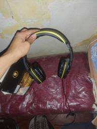 Headset gamer bright 7.1