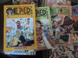 Coleção One Piece Panini(Usado)