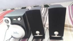Caixinhas de som