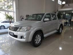 Toyota Hilux Srv 2.7 Flex Aut. 4x4 - 2014