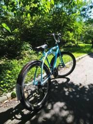 Bicicleta caiçara Novíssima! (troco em MTB 29)