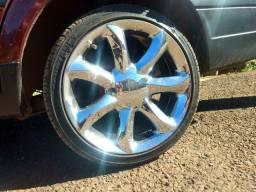 Compro pneu 17 usados