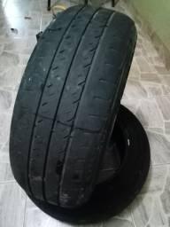 2 pneus 15  195/60